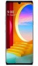 LG Velvet 5G - Characteristics, specifications and features