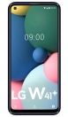 LG W41+ - Characteristics, specifications and features