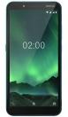 Nokia C2 - Ficha técnica, características e especificações