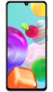 Samsung Galaxy A41 - Characteristics, specifications and features