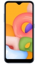 Samsung Galaxy M01 - Characteristics, specifications and features