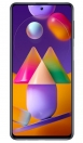Samsung Galaxy M31s - Characteristics, specifications and features