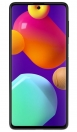 Samsung Galaxy F62 - Characteristics, specifications and features