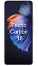 Tecno Camon 18 - Characteristics, specifications and features