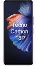 Tecno Camon 18 P - Characteristics, specifications and features