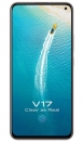 vivo V17 (India) - Characteristics, specifications and features
