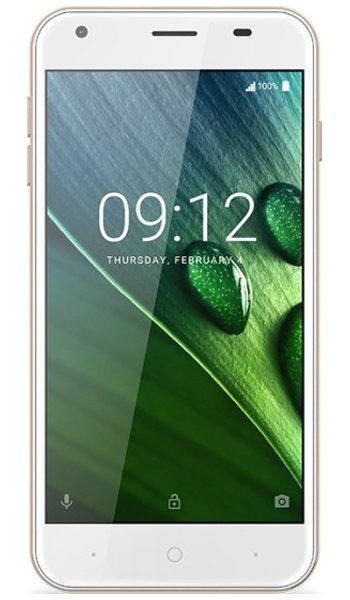 Acer Liquid Z6 - Characteristics, specifications and features