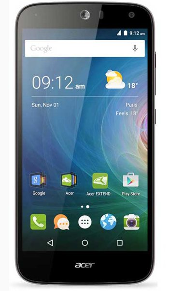 Acer Liquid Z630 technische daten, test, review
