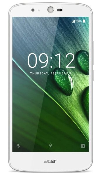 Acer Liquid Zest Plus - Characteristics, specifications and features