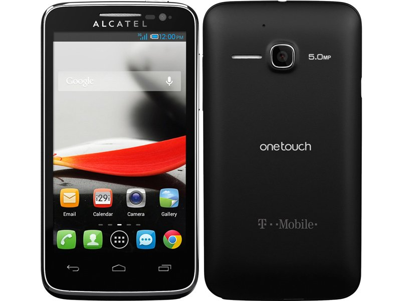 alcatel one touch evolve specs review release date. Black Bedroom Furniture Sets. Home Design Ideas