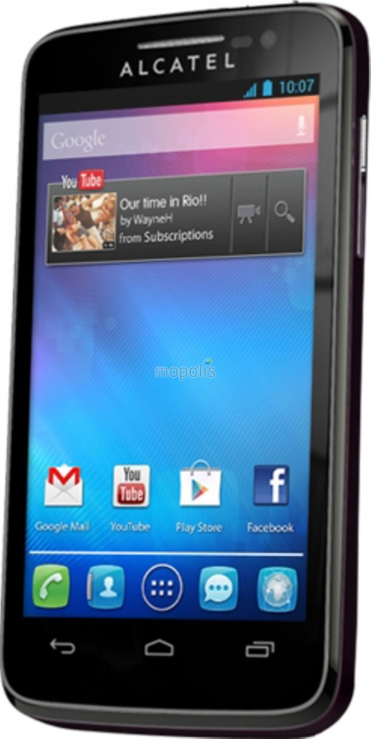 alcatel one touch m 39 pop specs review release date. Black Bedroom Furniture Sets. Home Design Ideas