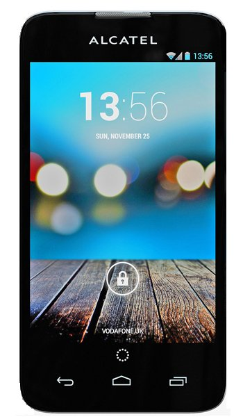 alcatel One Touch Snap LTE Specs, review, opinions, comparisons