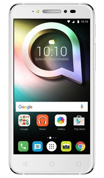 alcatel Shine Lite Specs, review, opinions, comparisons