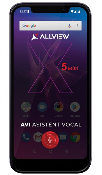 Allview Soul X5 Mini Specs, review, opinions, comparisons