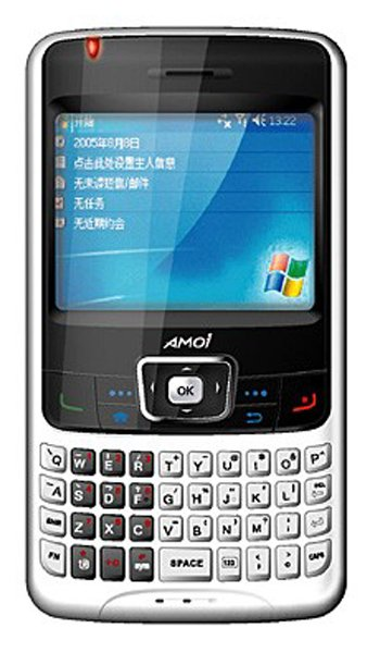 Amoi E78 Specs, review, opinions, comparisons