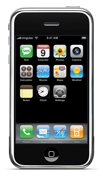 Apple iPhone Specs, review, opinions, comparisons
