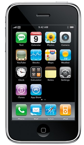 Apple iPhone 3G Specs, review, opinions, comparisons