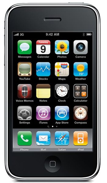 Apple iPhone 3GS Specs, review, opinions, comparisons