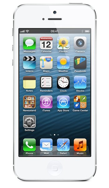 Apple iPhone 5 Specs, review, opinions, comparisons