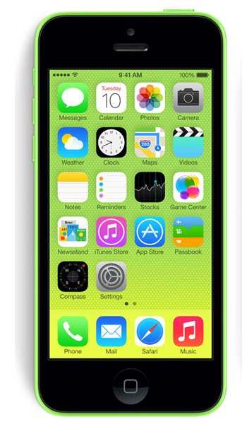 Apple iPhone 5c Specs, review, opinions, comparisons