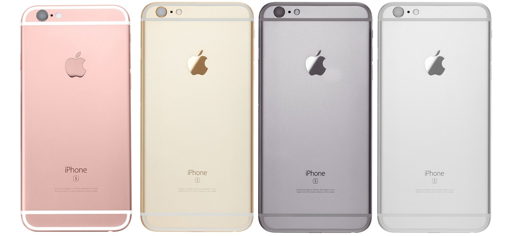 Apple iPhone 6s Plus - imágenes