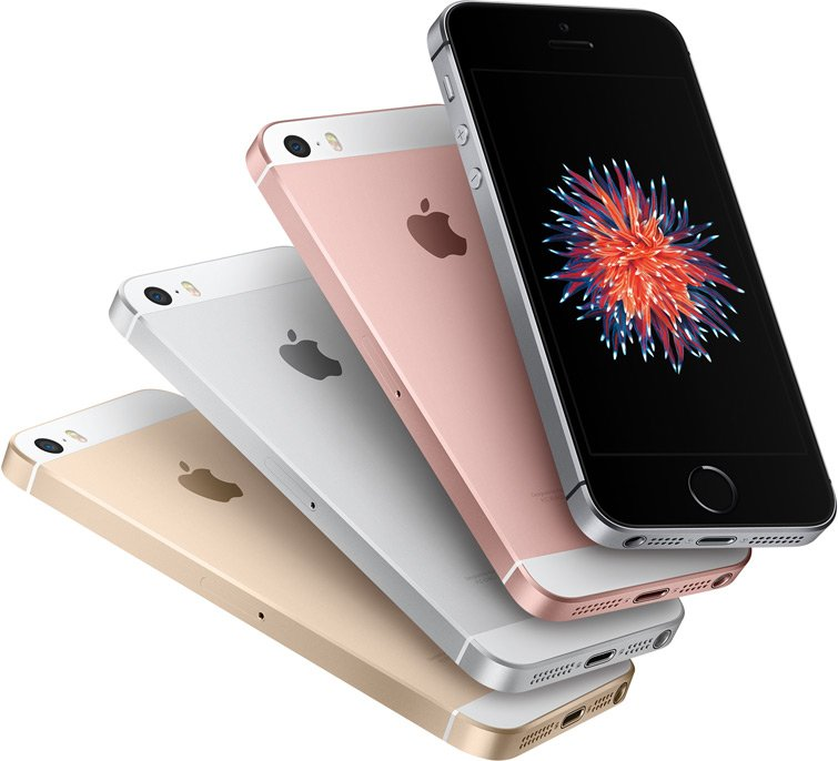 Apple iPhone SE - images