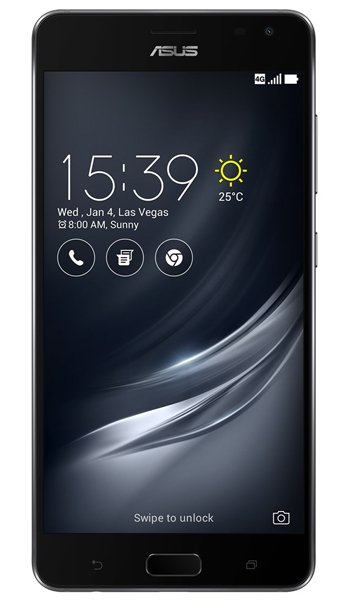 Asus Zenfone AR ZS571KL - Characteristics, specifications and features