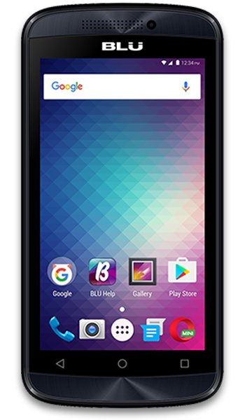 BLU Advance 4.0 M - Characteristics, specifications and features