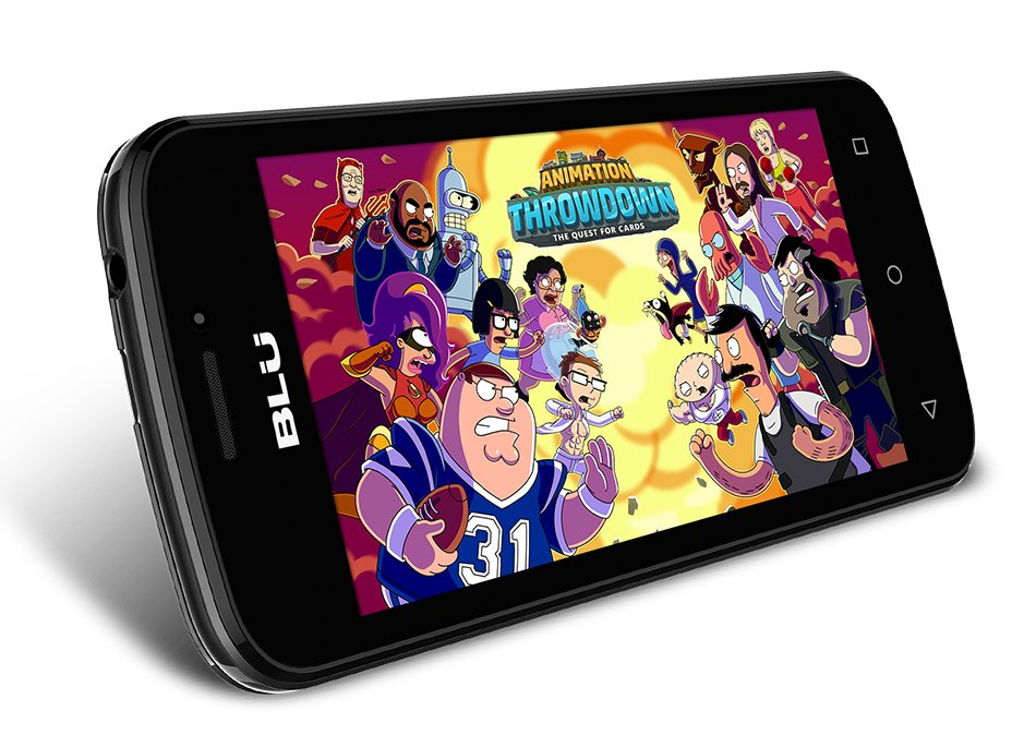 BLU Advance 4.0 M - images
