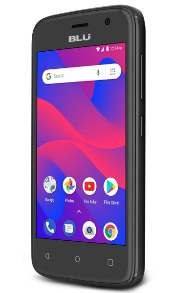 BLU C4 Specs, review, opinions, comparisons