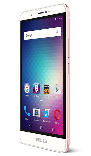 BLU Energy X Plus 2 - Characteristics, specifications and features
