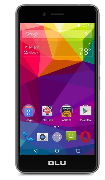 BLU Studio G HD Specs, review, opinions, comparisons
