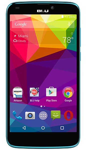 BLU Studio G Plus - Characteristics, specifications and features