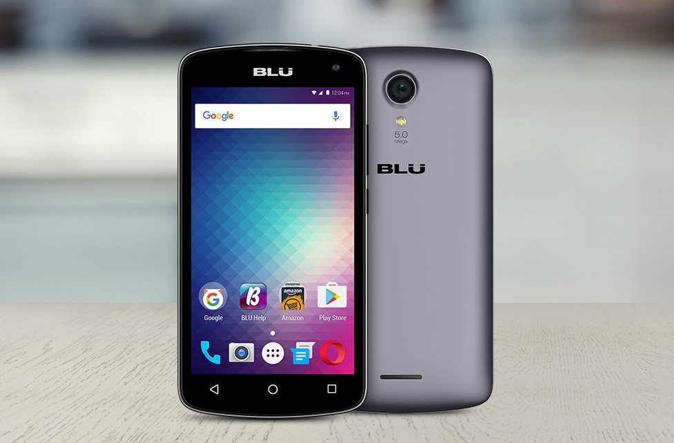 BLU Studio G2 HD - images