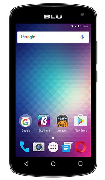 BLU Studio G2 HD - Characteristics, specifications and features