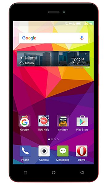 BLU Studio M HD - Characteristics, specifications and features