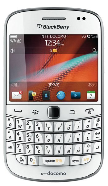 BlackBerry Bold Touch 9900 Specs, review, opinions, comparisons