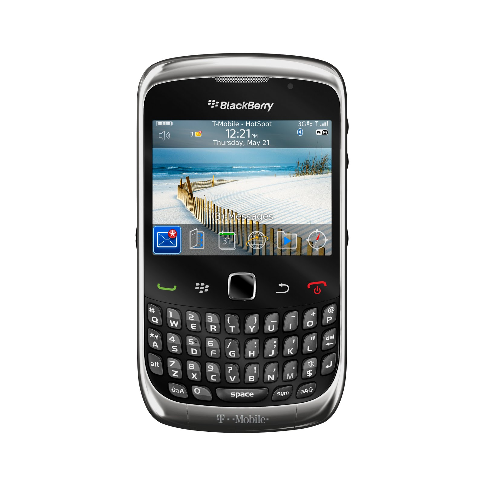 BlackBerry Curve 3G 9300 Specs, Review, Release Date