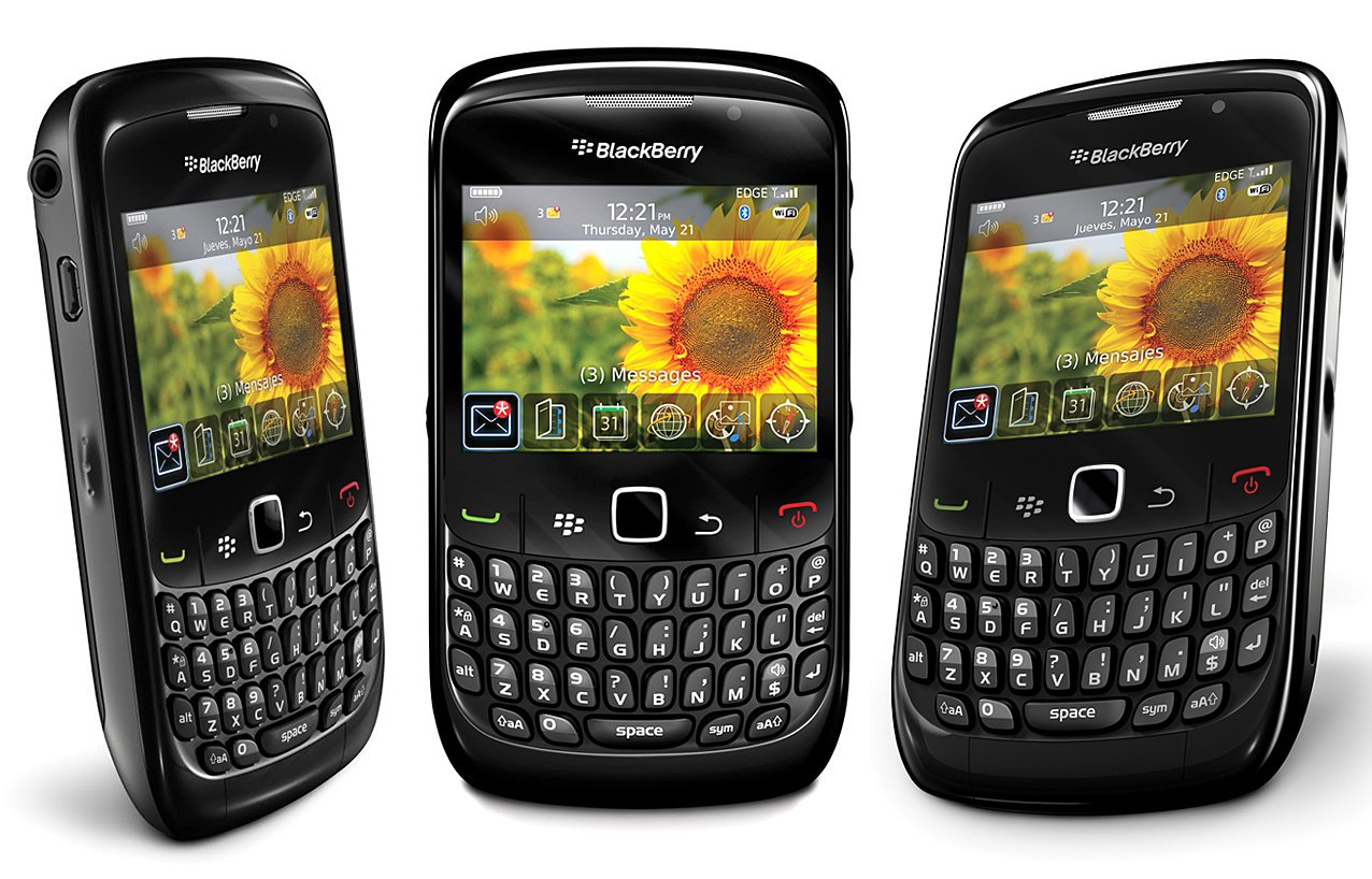 Duration of Test: Blackberry Curve 8520