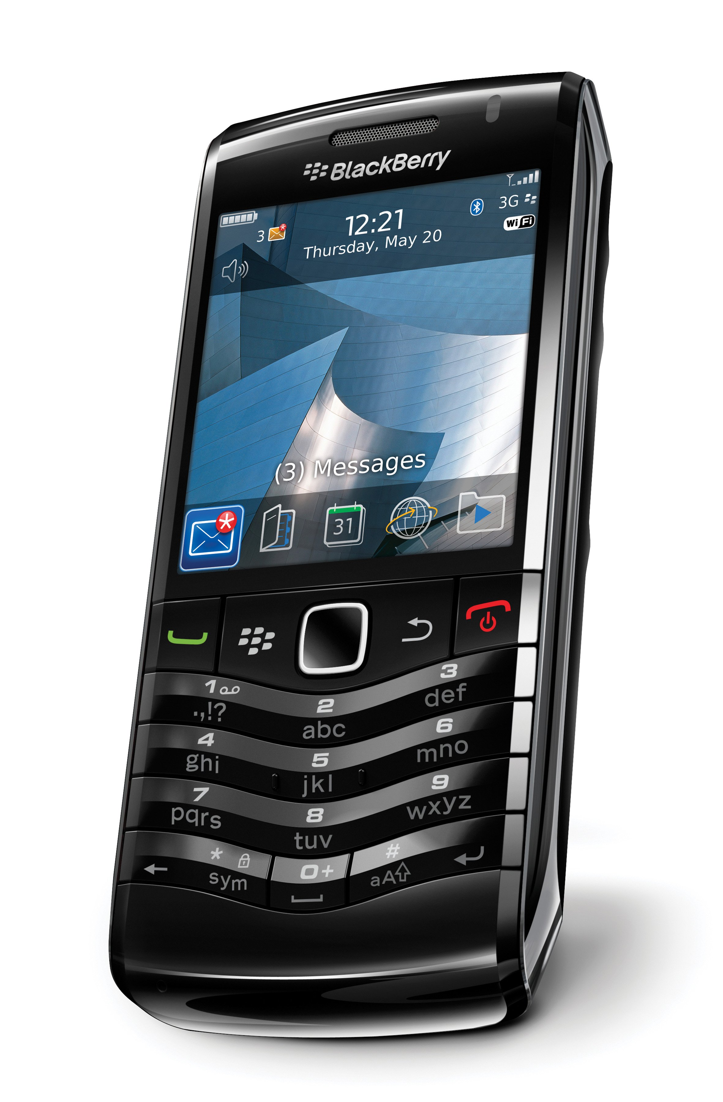 ... BlackBerry Pearl 3G 9105 pictures
