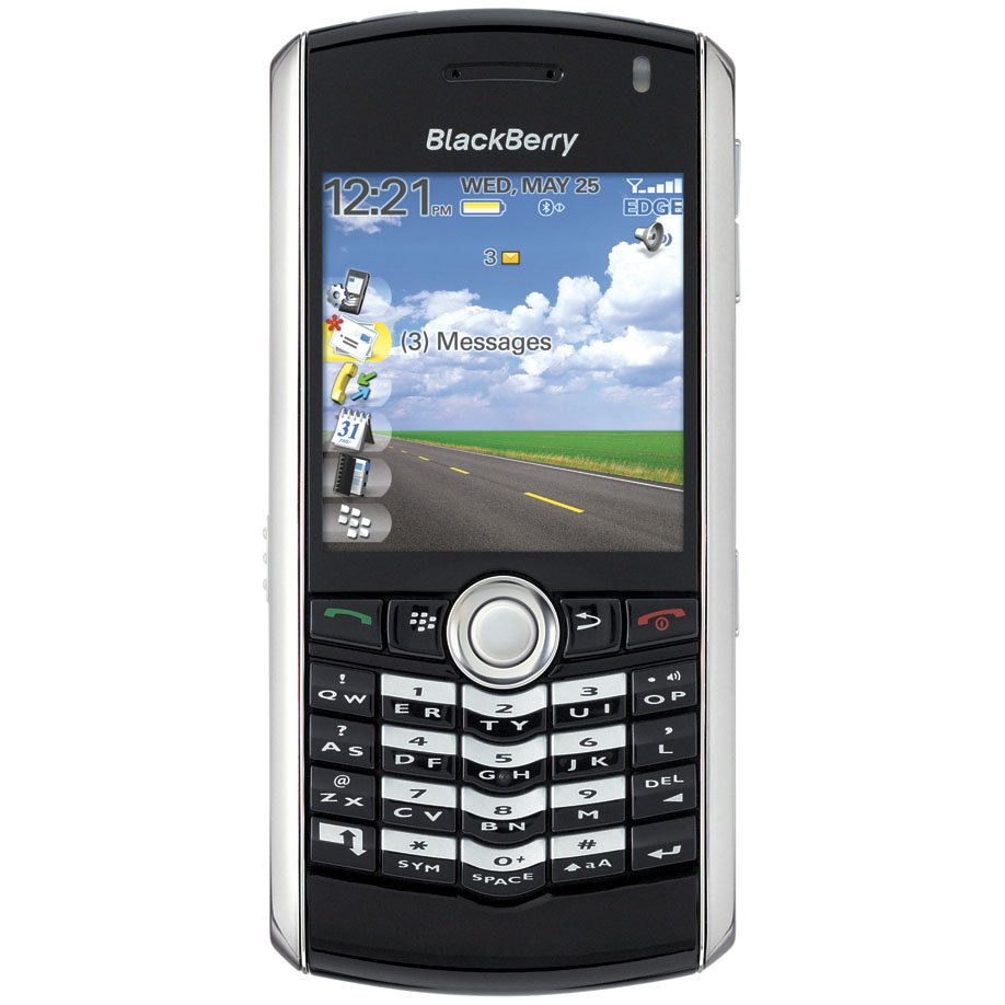 BlackBerry Pearl 8100 pictures ...