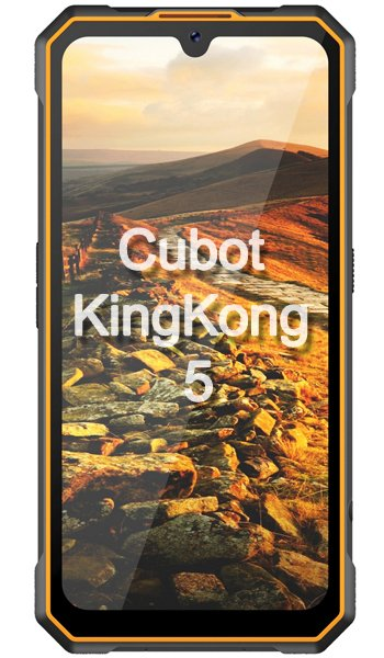 Cubot KingKong 5 Specs, review, opinions, comparisons