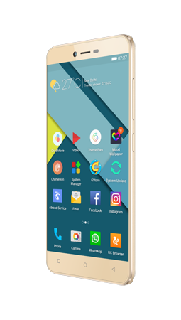 Gionee P7 - images