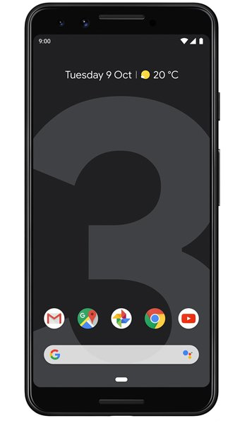 Google Pixel 3 Specs, review, opinions, comparisons
