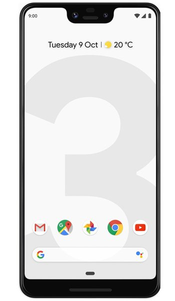Google Pixel 3 XL Specs, review, opinions, comparisons