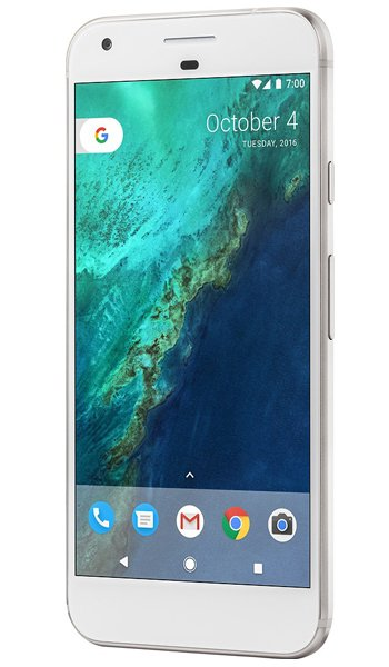 Google Pixel XL - Characteristics, specifications and features