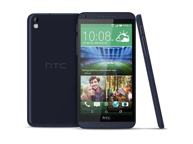 HTC Desire 816G dual sim - Full phone specifications