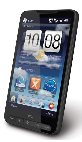 HTC Desire HD2 Specs, review, opinions, comparisons