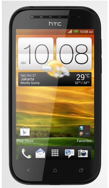 HTC Desire SV Specs, review, opinions, comparisons