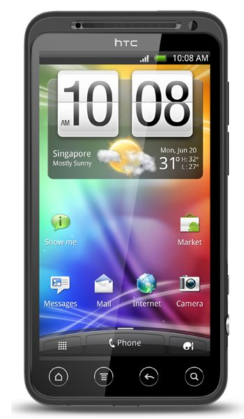 HTC EVO 3D Specs, review, opinions, comparisons
